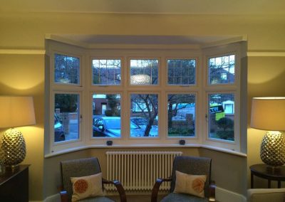 Bay Casement Window