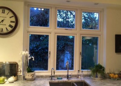 Kitchen Casement Window