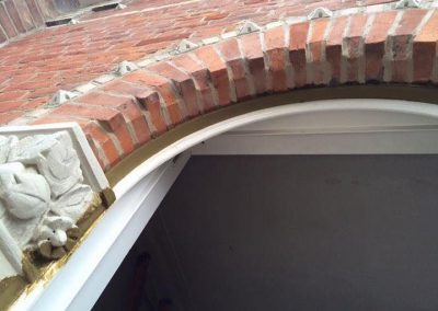 Arch Sash Detail